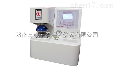 药用铝箔耐破度测试仪NPD-1000