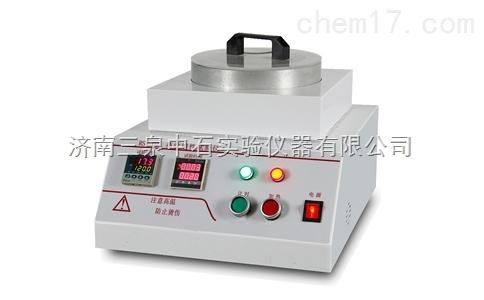 PVC饮料瓶身套标热收缩性测试仪