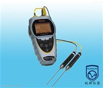 Temp 300便攜式雙通道熱電偶式溫度測量儀