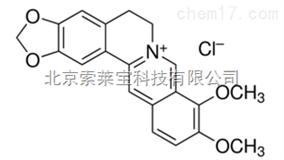 标准品盐酸小檗碱