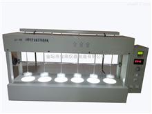 六联异步自动升降混凝搅拌器