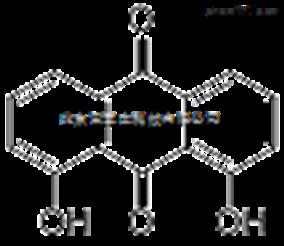 标准品1,8-二羟基蒽醌