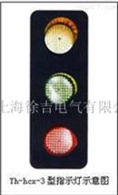 滑触线指示灯实物组