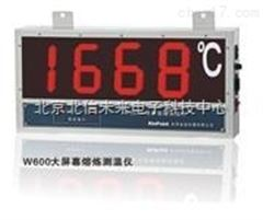 HG04-W600大屏幕熔炼测温仪