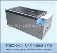 DQHZ-2001A大容量全溫振蕩培養箱