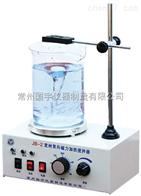 JB-2定時雙向磁力加熱攪拌器