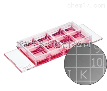 µ-Slide 8孔腔室载玻片80822