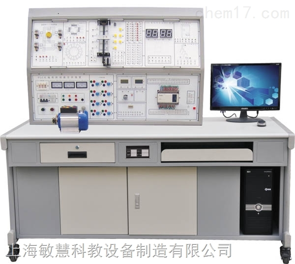 mhx-61型-plc可编程控制器实训装置-上海敏慧科教