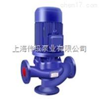 GW型无堵塞单级管道排污泵