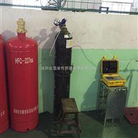 TD-60CTD-60C七氟丙烷消防灭火器专用露点仪控制系统