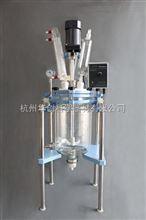 JR-S55L 双层玻璃反应釜