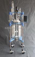 JR-S2020L 双层玻璃反应釜