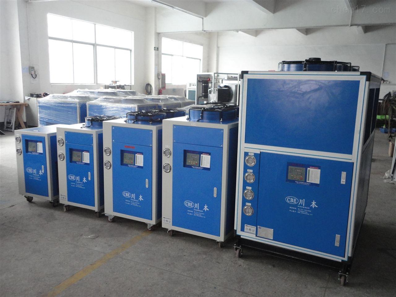 冷冻水机型号与选型