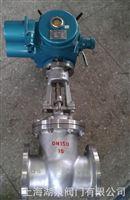 高压电动铸铁闸阀