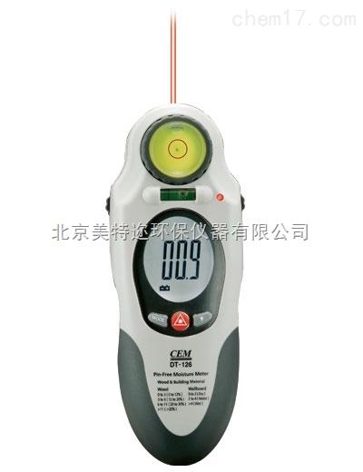 DT-126 建筑材料湿度测试仪 非接触式水分仪