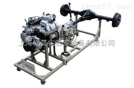 丰田海狮汽车驱动与传动系统实训台|底盘构造与维修实训设备