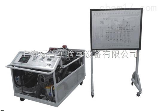 博世共轨柴油电控发动机实训台|汽车发动机实训装置