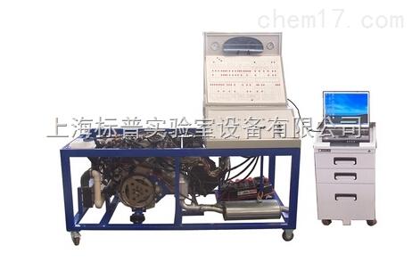 汽车发动机多媒体实验台|汽车发动机实训装置