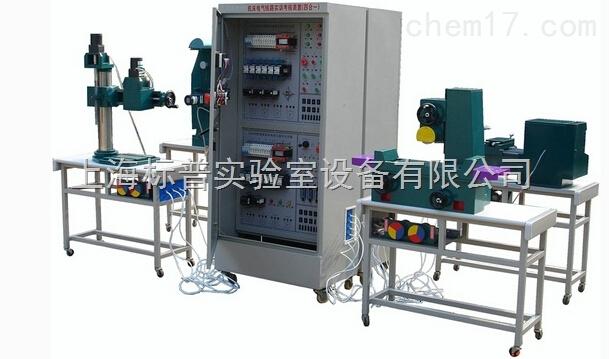 机床电气线路(四合一)考核实训装置|机床电气技能实训考核装置