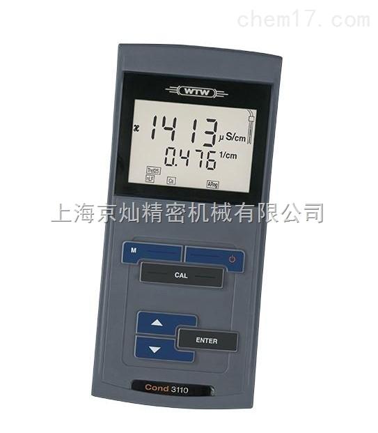 便携式电导率仪Cond3310