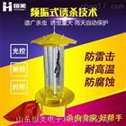 恒美HM-S20立杆式太阳能杀虫灯