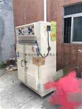 双门双组合不锈钢内胆五金热风循环工业烘箱