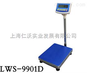 昆山钰恒LWS-9901D-600kg接不干胶打印电子秤 LWS-9901D-600kg英恒RS23