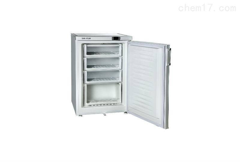 -40℃90L立式单开门疫苗保存低温冰箱