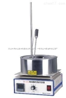 集热式恒温加热磁力搅拌器