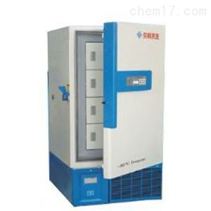 -86℃、218L超低温立式冷藏箱 实验室低温冰箱