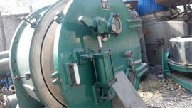 GKH1250虹吸式刮刀卸料离心机回收