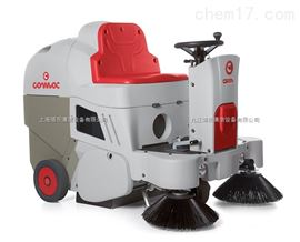 BL-1400工廠車間粉塵清掃用駕駛式電動掃地車
