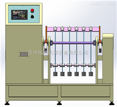 适用于TUV、VDE、UL等高柔性电缆弯折试验机