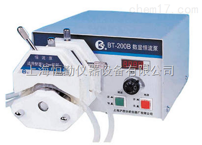 BT-200B双通道恒流泵、蠕动泵