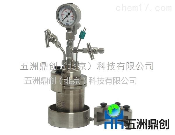 DC北京实验室非搅拌不锈钢反应釜厂家