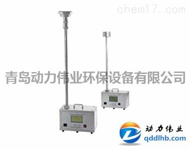DL-6100G高负载空气重金属采样器氟化物采样器报价单
