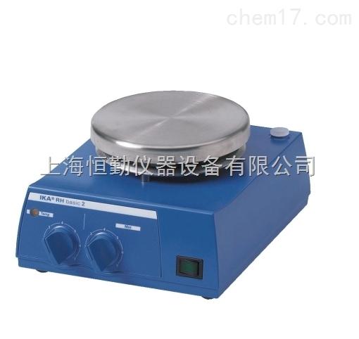 IKA经济型加热磁力搅拌器RH basic 2