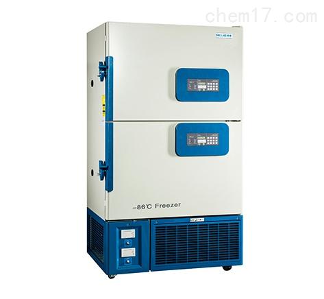 DW-HL508型立式双开门美菱超低温冰箱