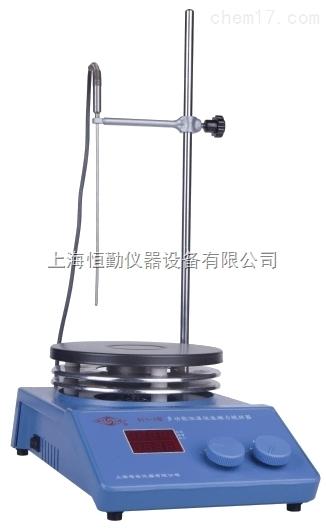 B15-3恒温数显磁力搅拌器