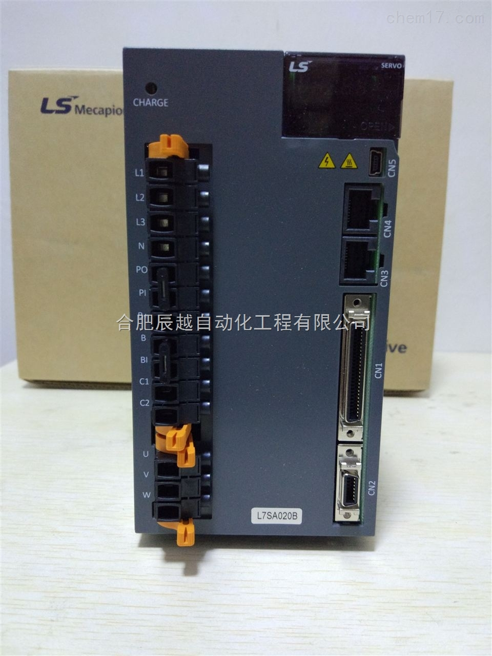 L7SA035A华南代理韩国LS迈克彼恩伺服电机控制器