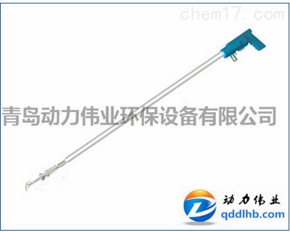 高湿低浓度取样管 全程加热 整体称重 金属脱网 低浓度烟尘采样专用