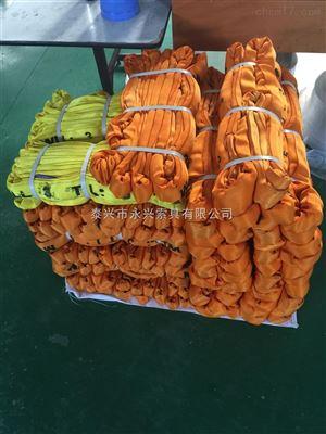 供应大吨位柔性吊装带厂家