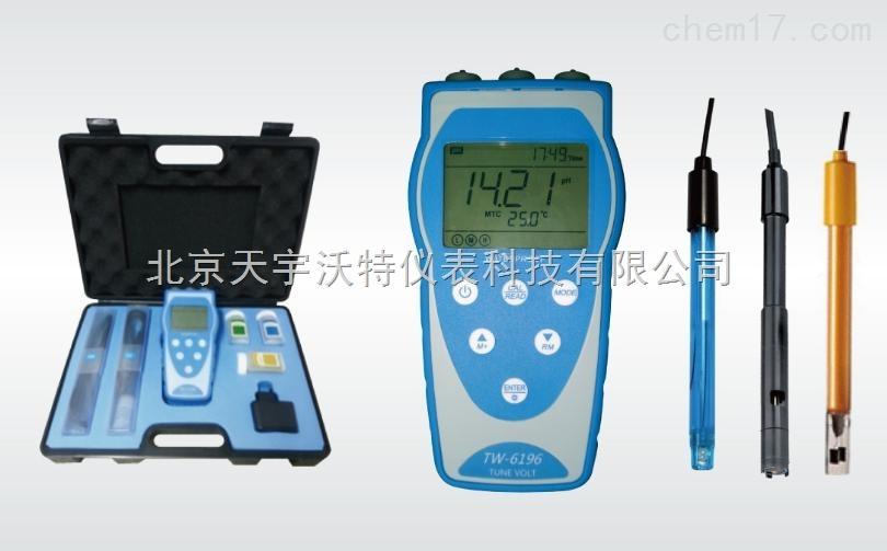 便携式水中综合分析仪