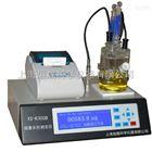 卡尔费休库伦水分测定微量水分测定仪