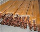 单极组合式铜滑触线