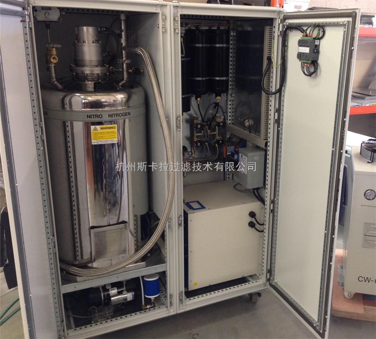 英国Noblegen小型实验室液氮发生器