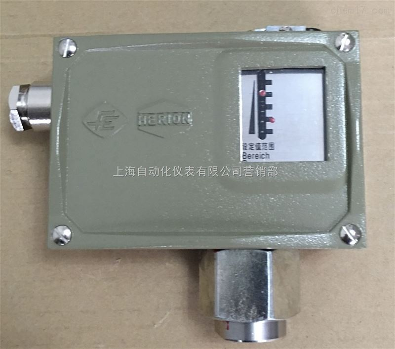 上海遠東儀表-D502/7D 壓力控制器 0801100 0811700 0810100