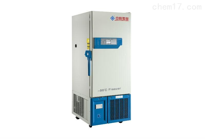 中科美菱290L、-80度超低温冰箱