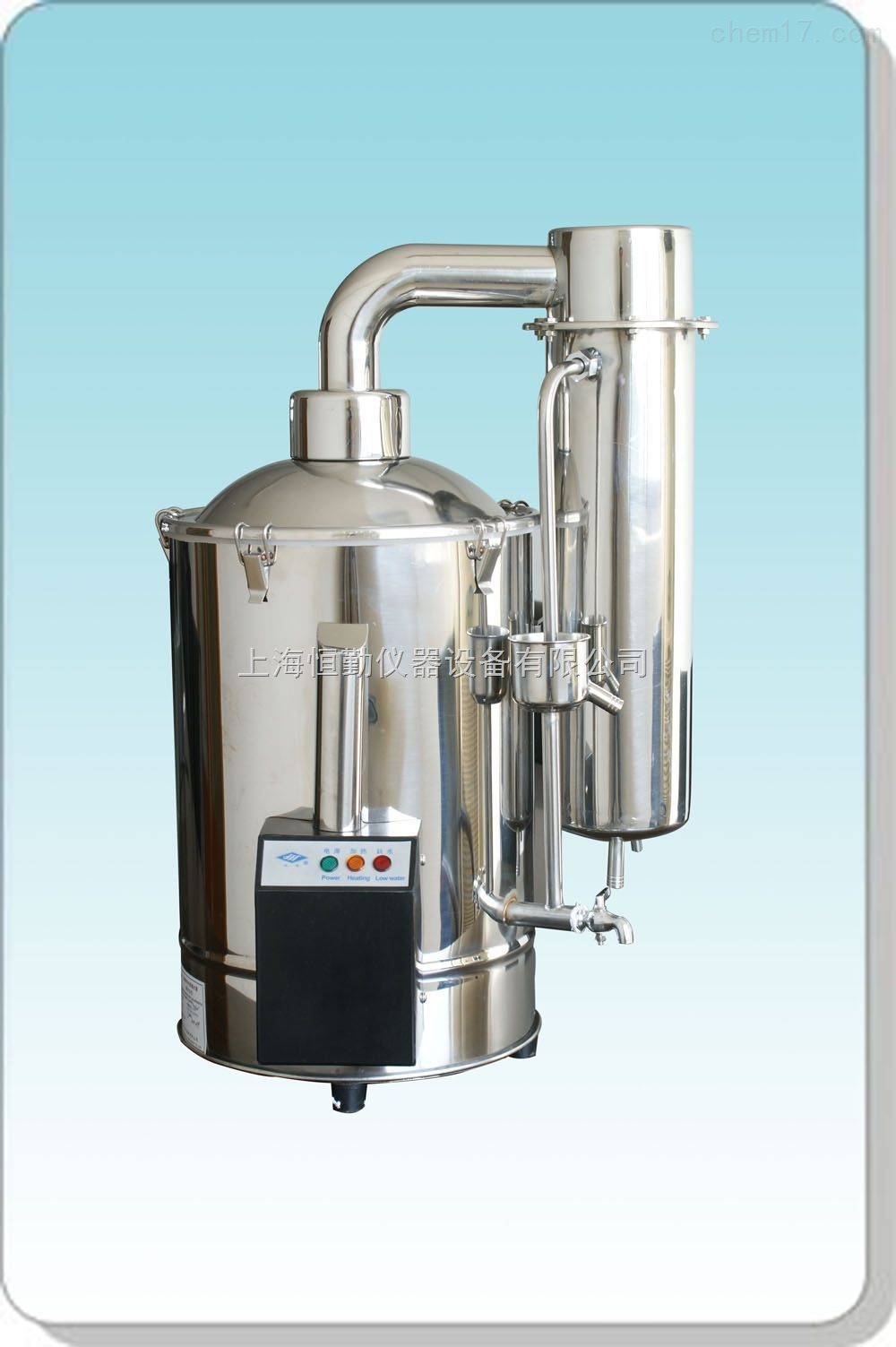 DZ20Z不锈钢电热蒸馏水器(自控)