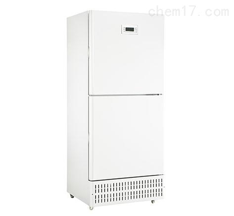 美菱双开门-25℃立式低温冰箱